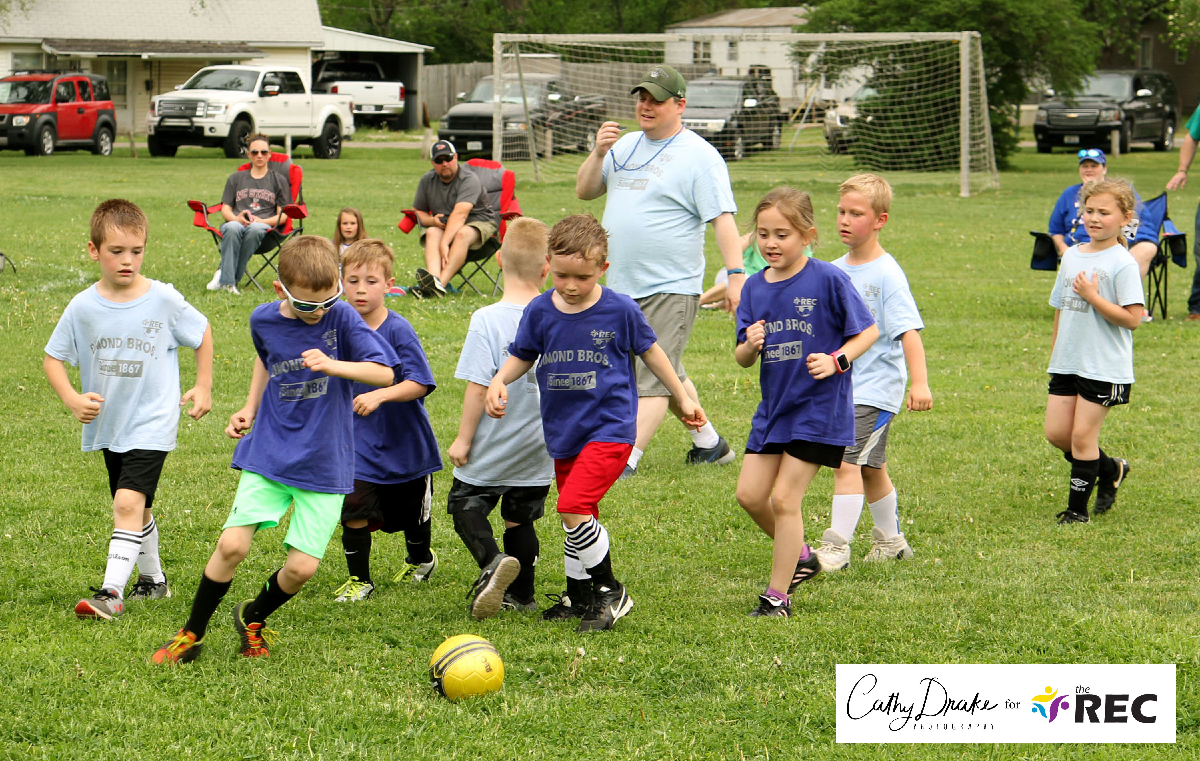 Youth Soccer – The Paris Rec
